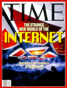 TIME Magazine Cover 1994