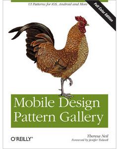 Mobile Design PAttern Gallery af Theresa Neil