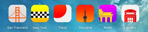 De 6 byer iOS 7 Tech Talks bliver afholdt i