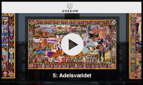 Useeum Apple TV App