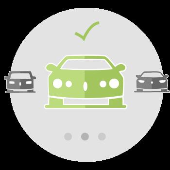 Pris på hjemmeside - pris for bil