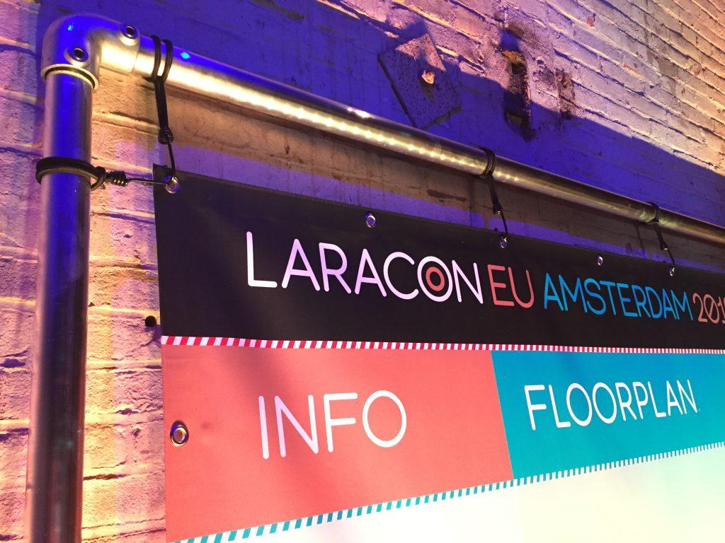 Der var store muligheder for netværke i baren til Laracon EU