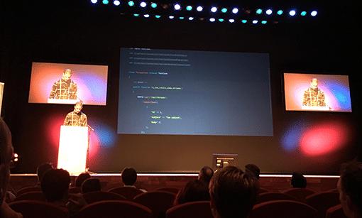 Laracon EU live coding