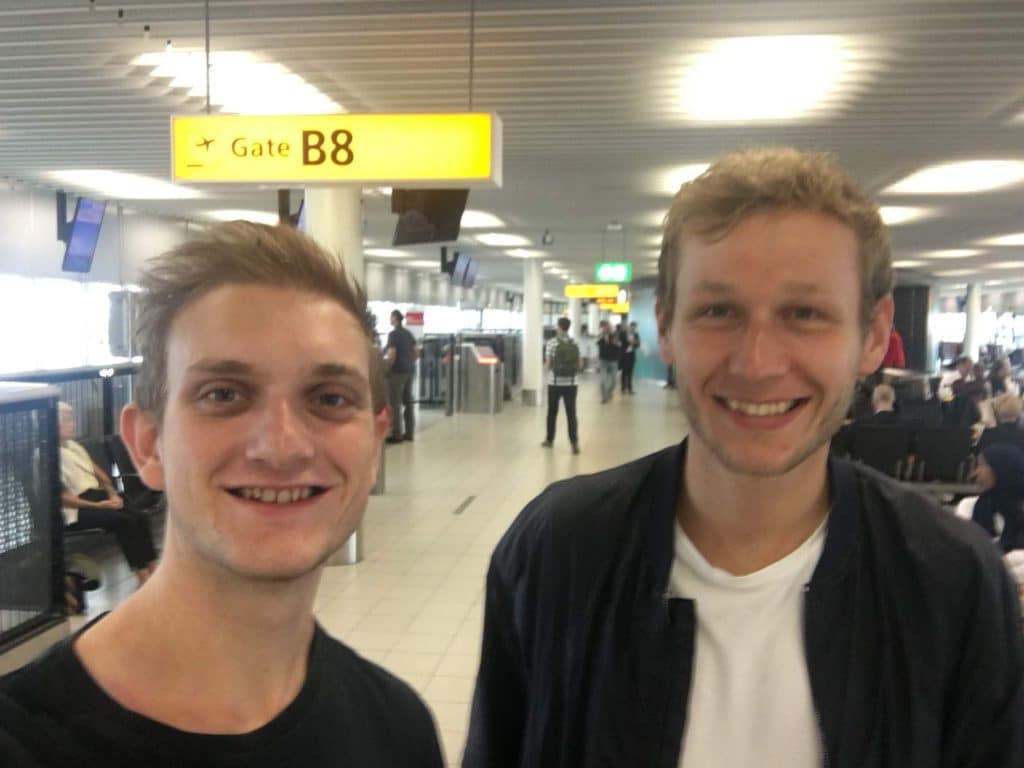 Rasmus og Jens til Laracon