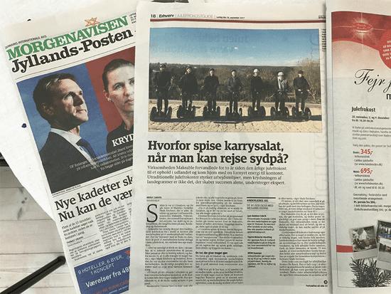 Madrid Jyllands Posten Presse