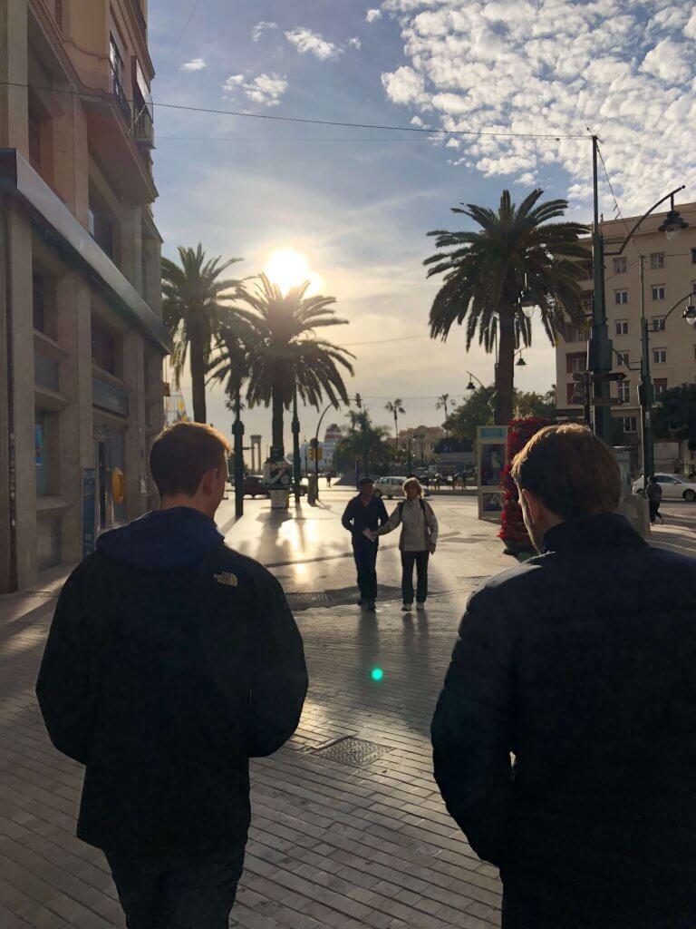 Sol i Malaga
