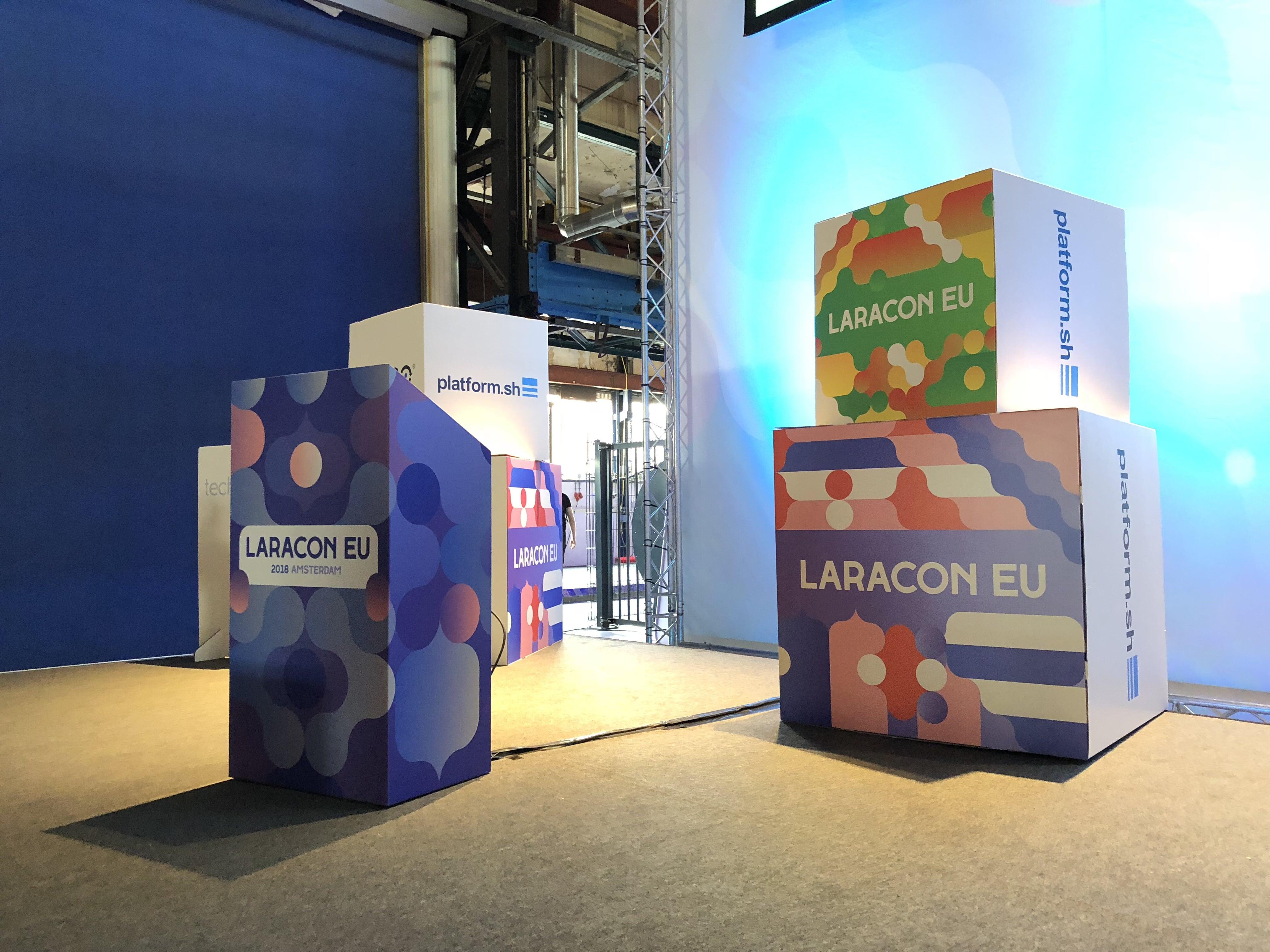Laracon EU 2018