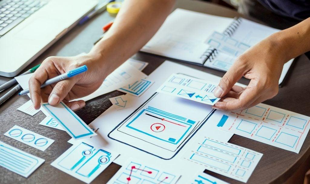 App design UX