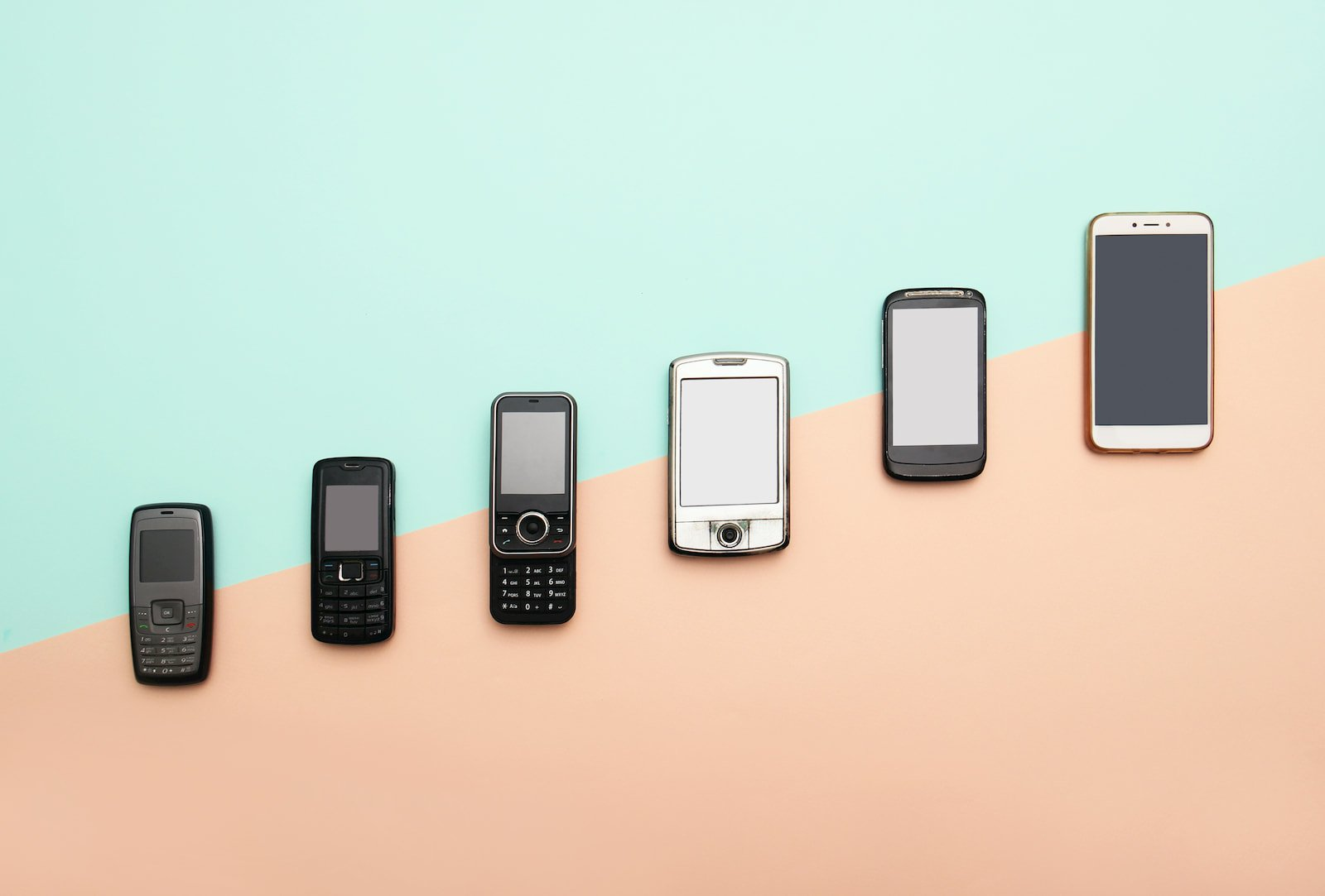 App - smartphone historie og udvikling