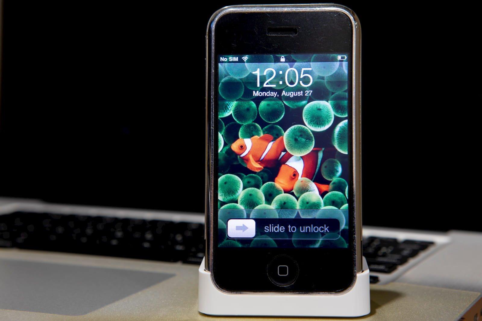 Første generation af iPhone