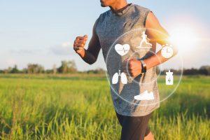 fitness app smart data