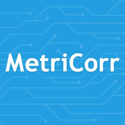 MetriCorr app logo